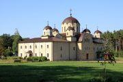 Монастырь Зэбричень