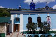 Монастырь Сахарна