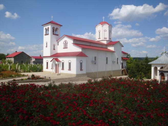 Монастырь Сирець