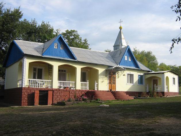 Монастырь Кистолень