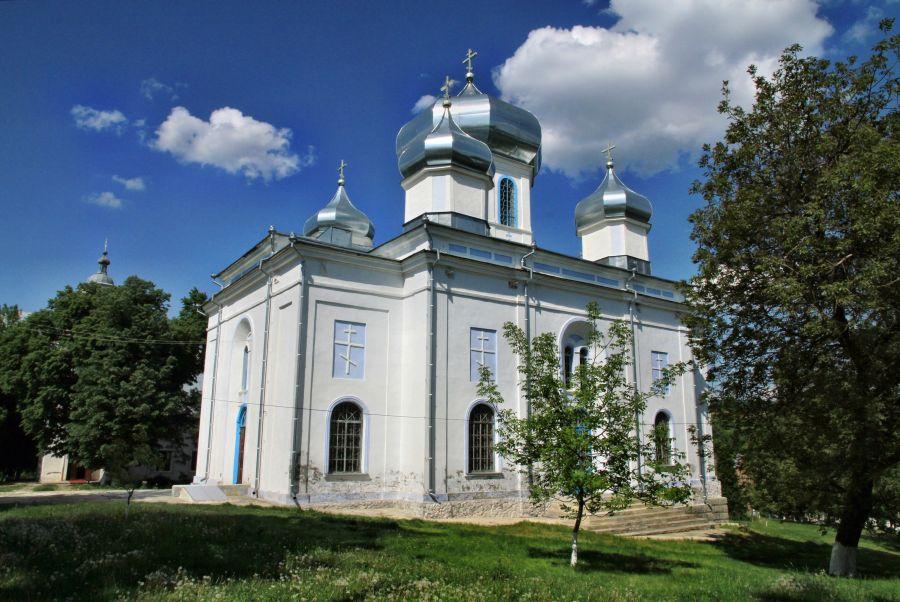 Монастырь Хырбовэц