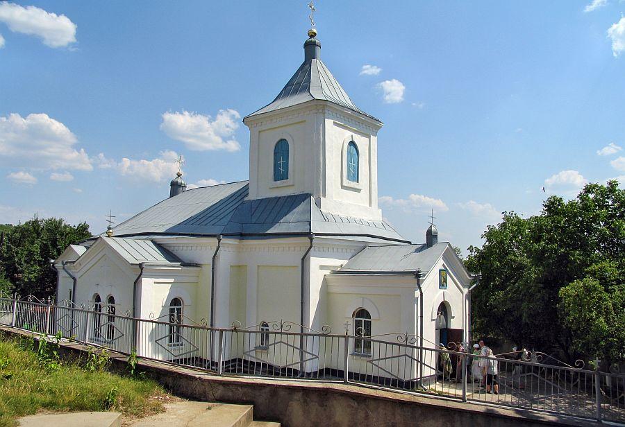Монастырь Хирова