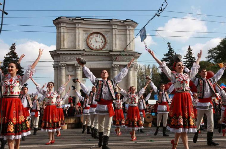 День независимости Молдовы - Интересная Молдова